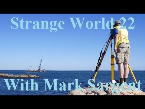 Career Land Surveyor: No curve ever measured - Flat Earth SW22 - Mark Sargent ✅ thumbnail