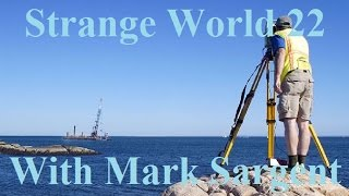 Career Land Surveyor: No curve ever measured - Flat Earth SW22 - Mark Sargent ✅