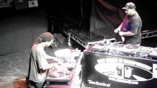 DMC Supremacy 2008  Dj Sps VS Dj Shub