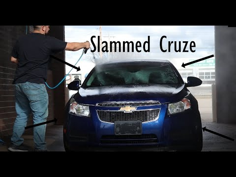 Slammed The Wifes's Chevy Cruze