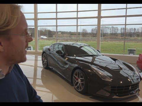[4k] 740 HP Ferrari F12Berlinetta for sale at Platinum Cars found on wayke.se