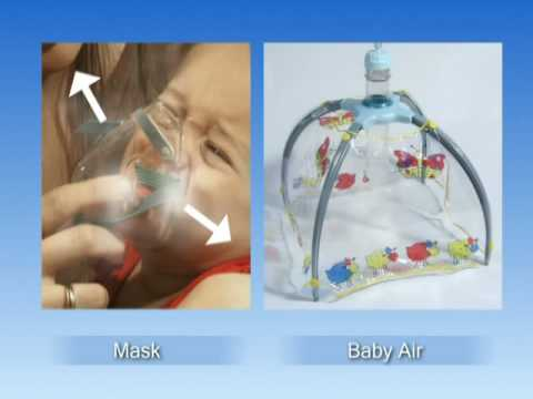 & BabyAir - Inhalation for babies.mpg - YouTube