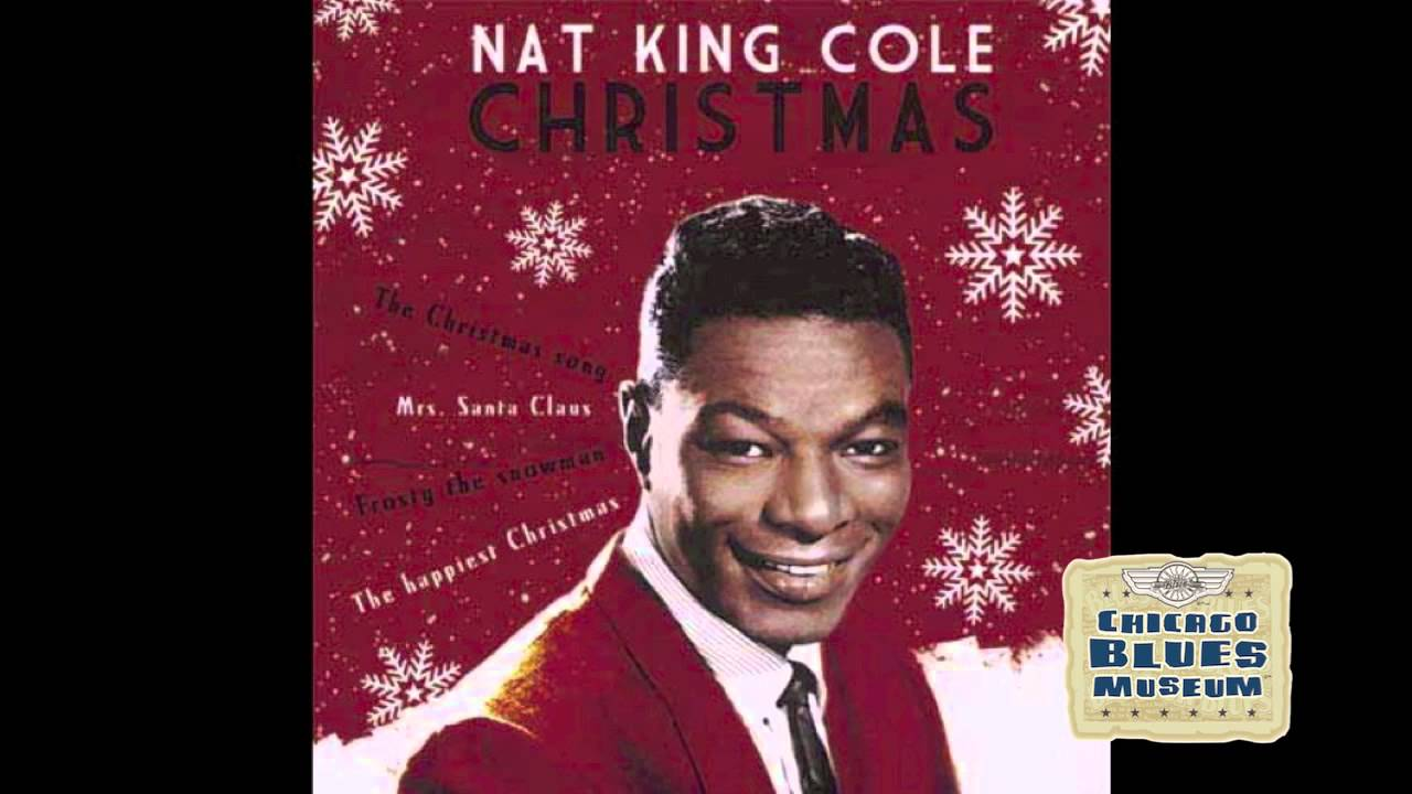 Nat King Cole - Christmas Song - YouTube