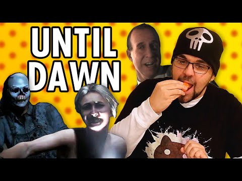 Until Dawn - Hot Pepper Game Review ft. Matt McMuscles (Super Best Friends Play)