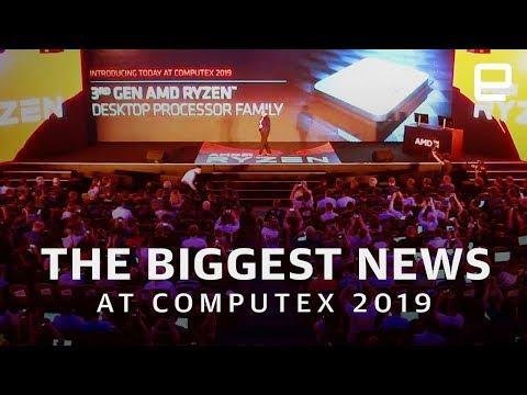 The biggest news at Computex 2019
