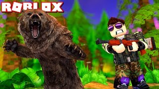 ON CHASSE ! -Roblox Hunting Simulator 2 Danois avec ComKean
