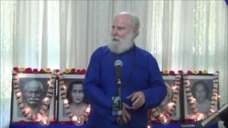 Sunday Satsang with Nayaswami Haridas - 2nd April 2017