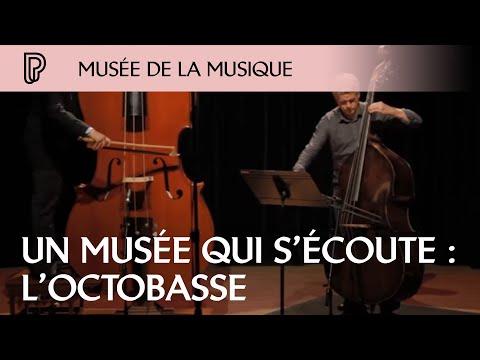 Octobasse @ Cité de la musique, Paris
