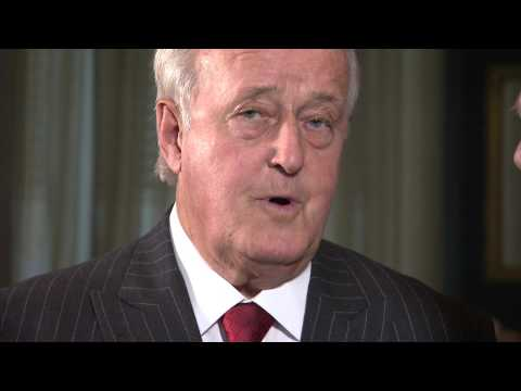 Brian Mulroney remembers Jim Flaherty