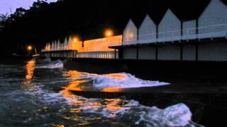 Grandes marées à Etables sur Mer - octobre 2014