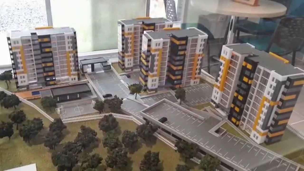 Apartamentos dosquebradas torres ambar para la venta for Modelos apartamentos modernos