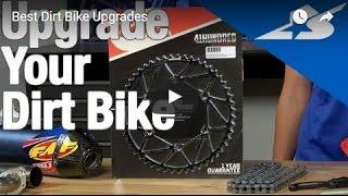 Best Dirt Bike Upgrades
