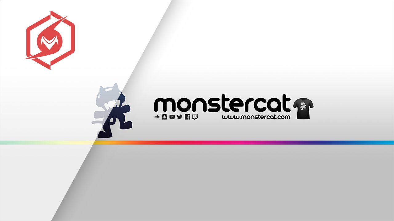 Monstercat Banners Cloth Banners