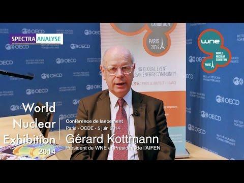 World Nuclear Exhibition : une exposition mondiale de l'énergie nucléaire à Paris
