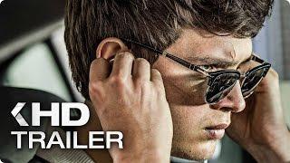 Смотреть Русский Трейлер 2 Малыш на драйве фильм 2017 Baby Driver 2017