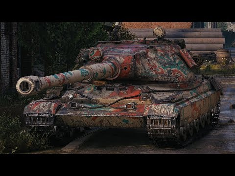 World of Tanks 60TP Lewandowskiego - 7 Kills 10K Damage thumbnail
