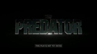 더 프레데터 (The Predator, 2018) 2차 예고편