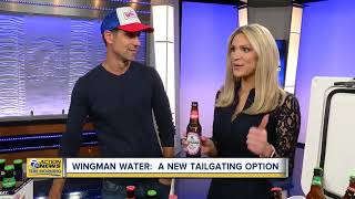 Wingman Water: a non-alcoholic alternative for social situations
