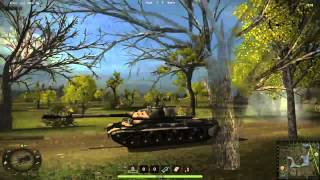 Мир танков Ремоделинг ИС-8 / World of Tanks Remodel IS-8