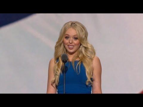 Marla Maples Supports Daughter Tiffany Trump At RNC Convention