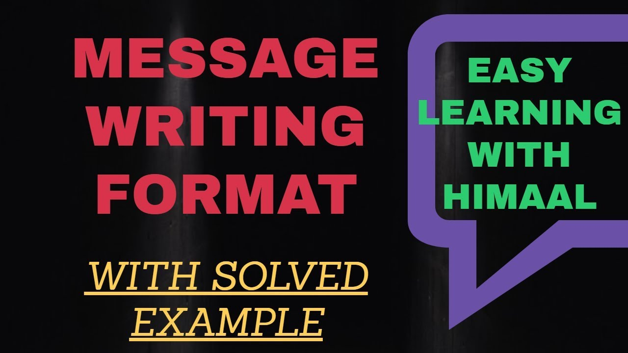 simple guidelines for writing test These simple steps will guide you through the essay writing process: decide on your topic prepare an outline or diagram of your ideas write your thesis statement.