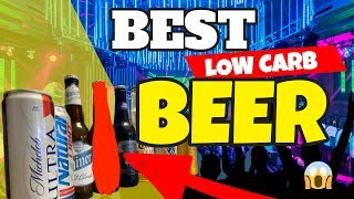 What Is The Best Keto Friendly Beer?  Low Carb Beer Options