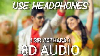 Sir Ostara   8D Audio   Businessman   Mahesh Babu, Kajal Agarwal   Use Headphones   Telugu Music 8D