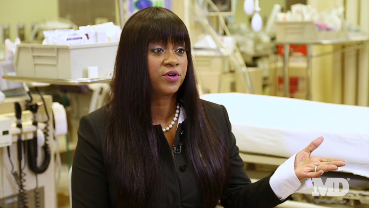 Sharonda Brown, BSN, RN: Reducing the Amount of Patients Leaving Without Being Seen