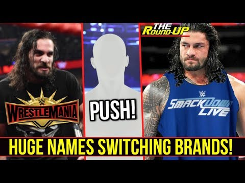 MAIN EVENT STARS SWITCHING BRANDS DUE TO DEAL!, Star Getting Push Heading To #WWEMITB - The Round Up