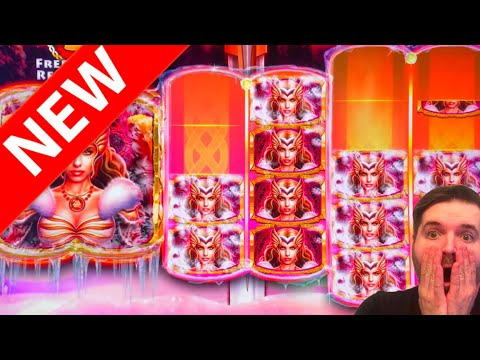 💥💥💥 MASSIVE WIN 💥💥💥 On NEW SLOT MACHINES At Prairie Meadows Casino!