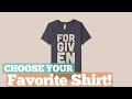 Christian Tee Shirts // Graphic T-Shirts Best Sellers