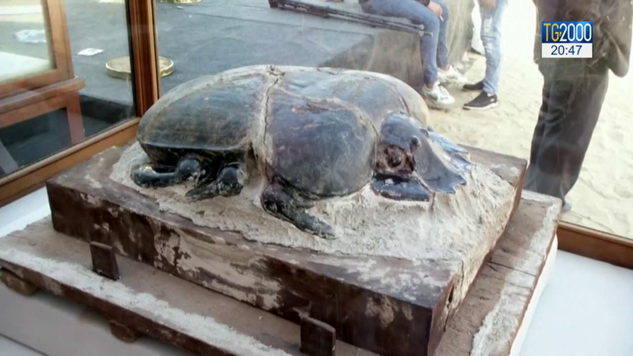 Egitto, nuove scoperte nella necropoli di Saqqara