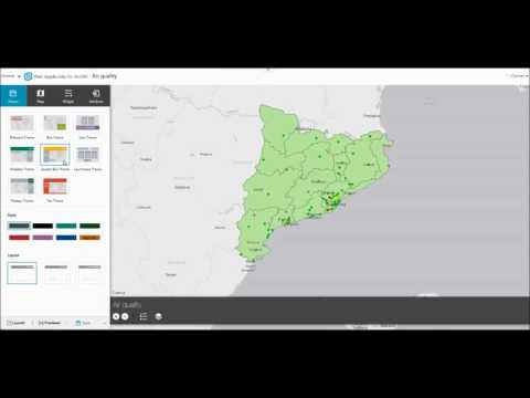 How To create a responsive GIS web app in ten minutes