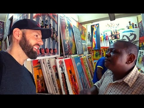 Zanzibar Market Hunt 🇹🇿
