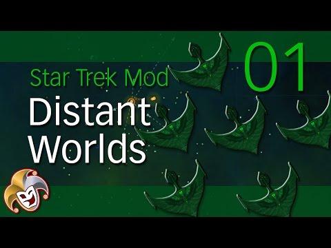 Distant Worlds Star Trek ~ 01 Romulans