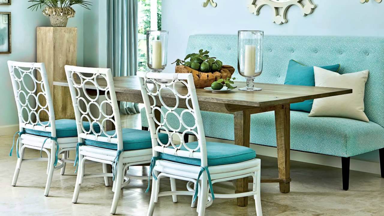 Coastal Living Dining Room Ideas Part - 27: Dining Room Seating Ideas | Seaside Design | Coastal Living - YouTube
