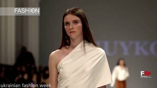 CHUYKO Fall  2017 18 Ukrainian Fashion Week   Fashion Channel