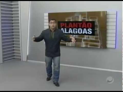 Plantão Alagoas (26/04/2018) - Parte 1