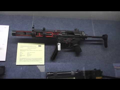 Maschinenpistole HK-5 SD