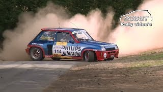 Eifel Rallye Festival 2019 MISTAKES & SHOW _By 206GT thumbnail