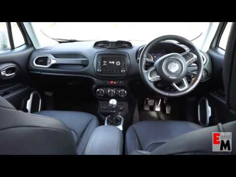 Jeep Renegade Review - Exchange and Mart