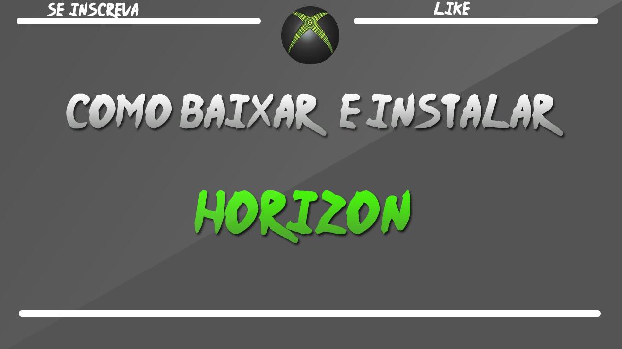 ORIZON BAIXAR PLATAFORMA GRATIS