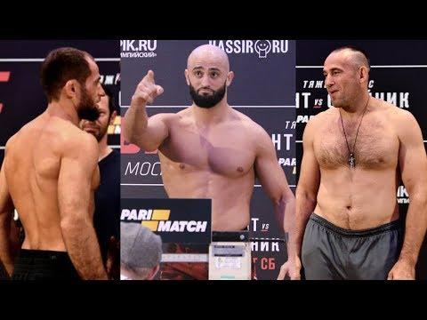 Зарплаты UFC МОСКВА: Яндиев, Тайсумов, Олейник и другие, следующий турнир UFC в России