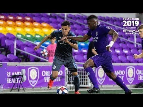 HIGHLIGHTS | NYCFC vs. Orlando City | 02.16.19