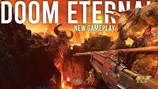Doom Eternal Gameplay + Impressions ( It's really good )