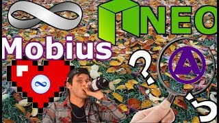 Crypto and A Cold One | Mobius Show Love Program | Aphelion On NEO A Scam?
