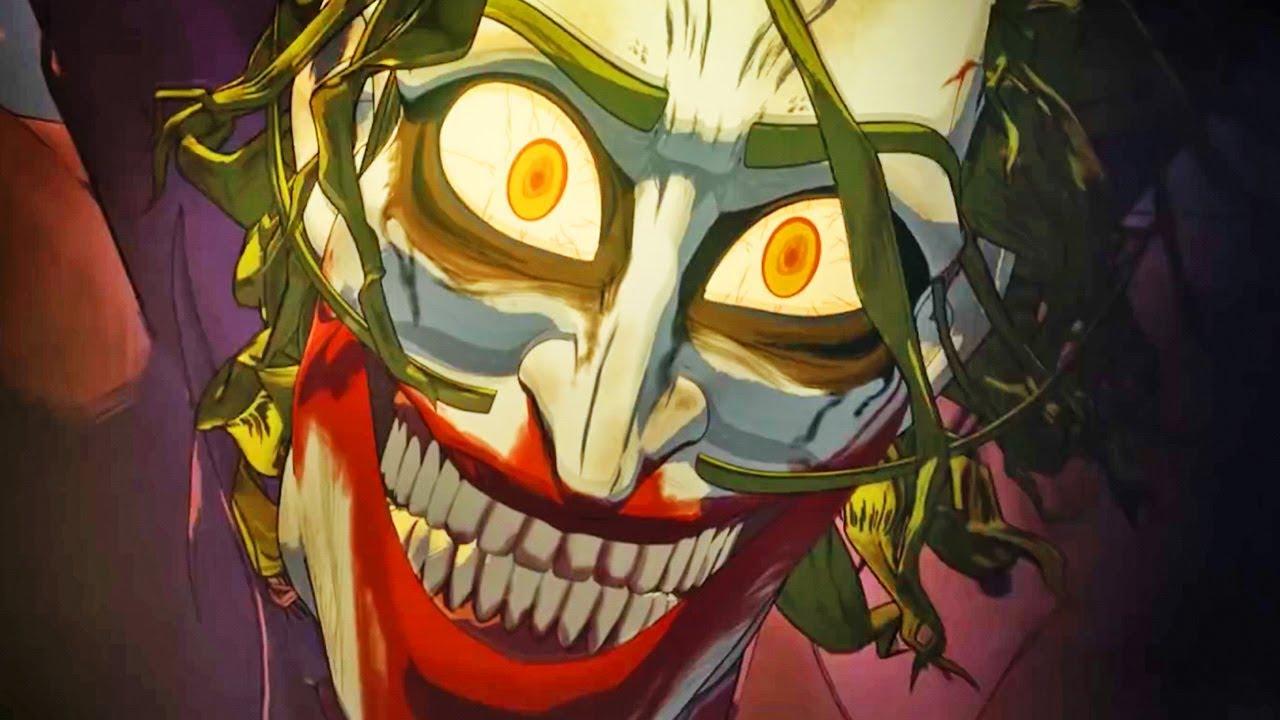 Batman Ninja Batman Vs The Joker Official Trailer 2 2018 ニンジャバットマン Youtube