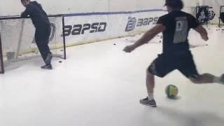 Хоккейный ЧЕЛЛЕНДЖ STEP vs AnTonyo (ПЕРЕКЛАДИНА)