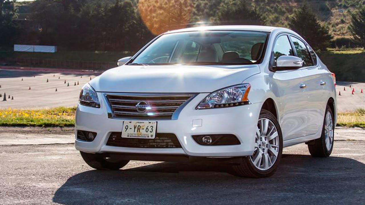 Nissan Sentra 2013 A Prueba Autocosmos Youtube