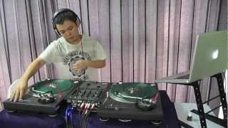 8 Minutes Best DubStep (Turntablism Mix) / DJ Eyeles